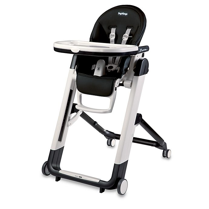 Alternate image 1 for Peg Perego Siesta High Chair in Licorice