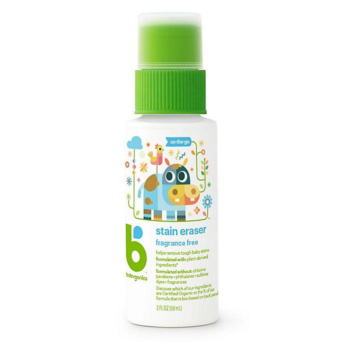 Alternate image 1 for Babyganics® 2 oz. Stain Eraser Marker