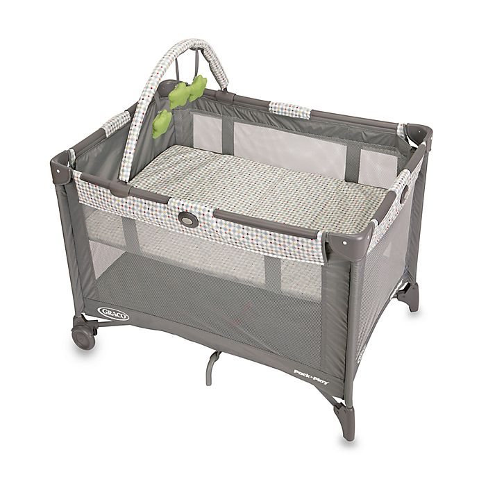 Alternate image 1 for Graco® Pack 'n Play® Playard with Automatic Folding Feet in Pasadena™