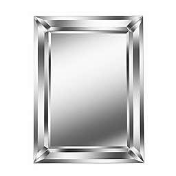 Kenroy Home Beverly 40-Inch x 29-Inch Rectangular Mirror