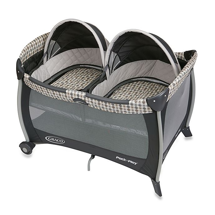 Alternate image 1 for Graco® Pack 'n Play® Playard with Twin Bassinets Vance™