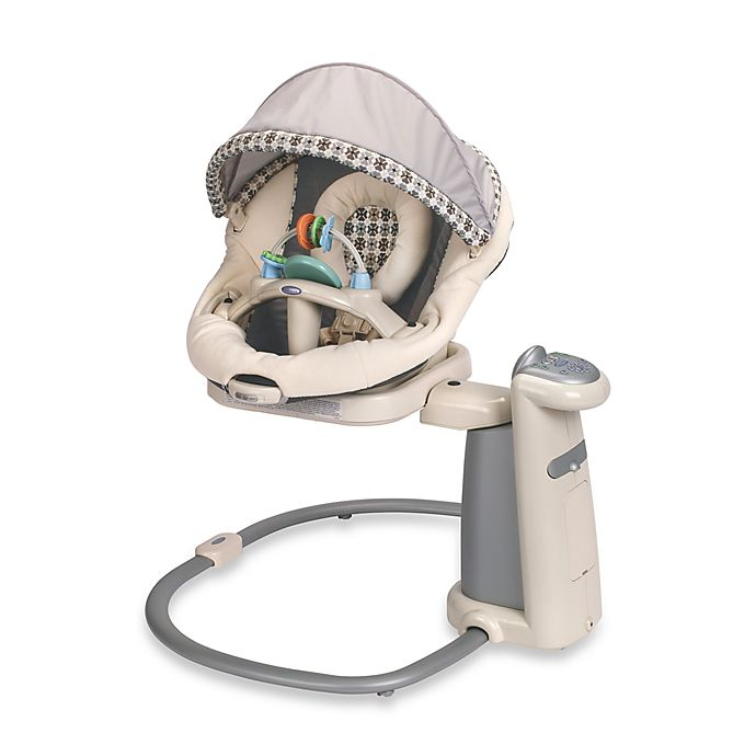 Graco Sweetpeace Infant Soothing Swing Vance