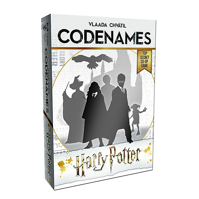 Alternate image 1 for Harry Potter Codenames