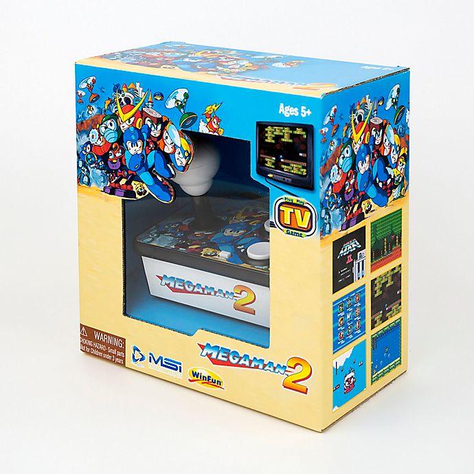 Alternate image 1 for Plug N Play Megaman 2 TV Arcade Game