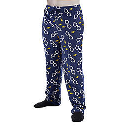 Harry Potter Glasses and Lighting Bolt Sleep Pants