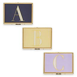 kate spade new york Monogrammed Letter ID Holder