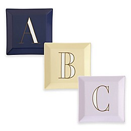 kate spade new york It's Personal™ Monogrammed Letter Catch-All Dish