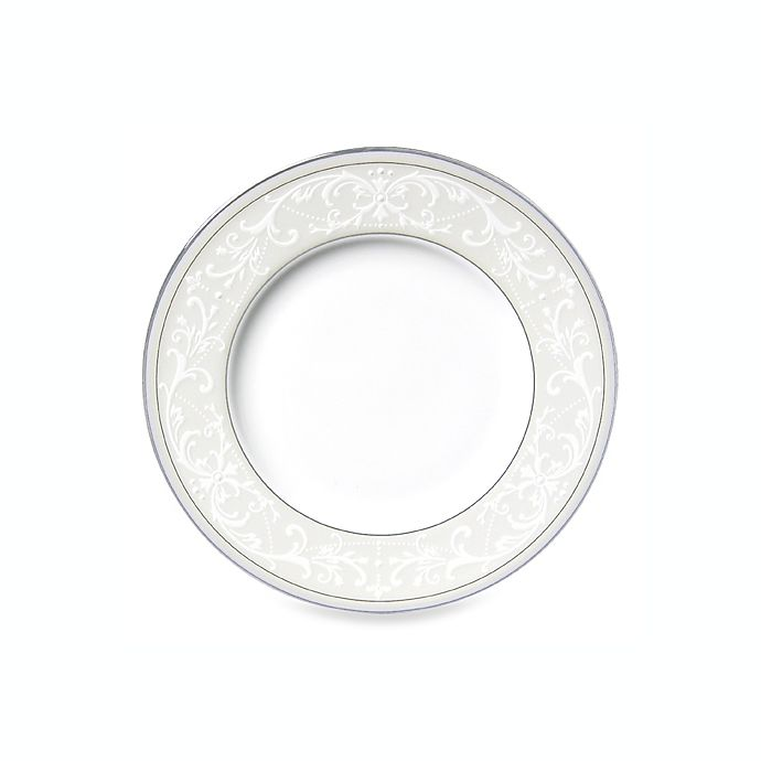 Alternate image 1 for Nikko Pearl Symphony Bread and Butter Plate