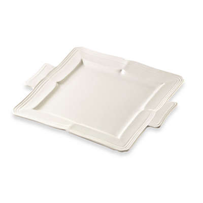 Mikasa® French Countryside 11-Inch Square Dessert Tray