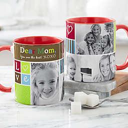 Photo Fun 11 oz. Coffee Mug in Red