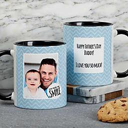 Favorite Memories Message 11 oz. Coffee Mug in Black