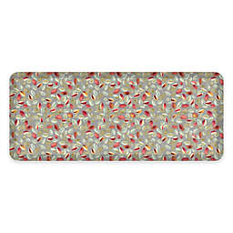 """Newlife® By Gelpro® 20"""" x 48"""" Kitchen Mat in Sultry Grey"""