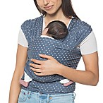 Ergobaby™ Aura Wrap Baby Carrier in Coral Dots