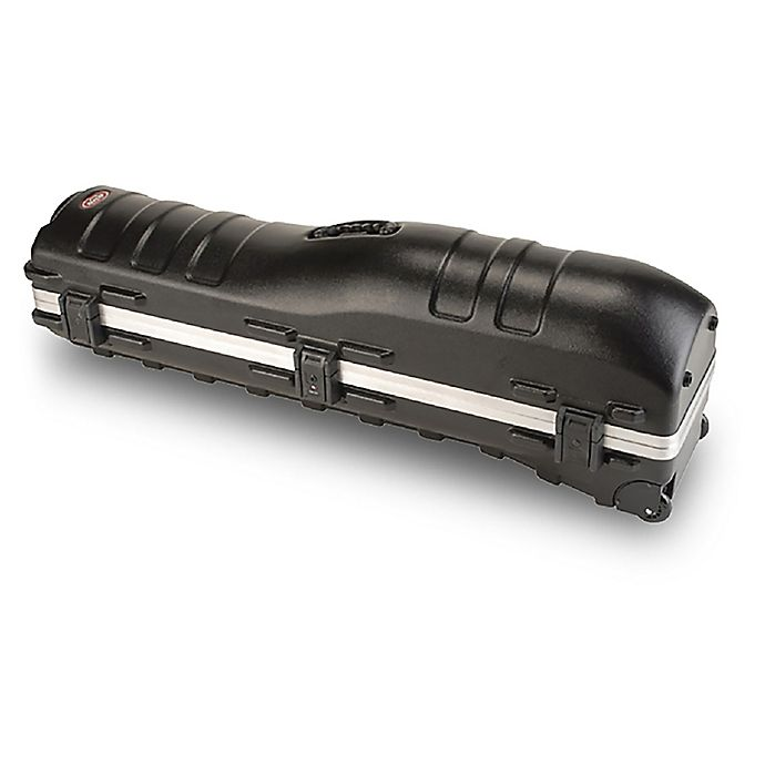 Alternate image 1 for Deluxe Standard ATA Golf Travel Case in Black