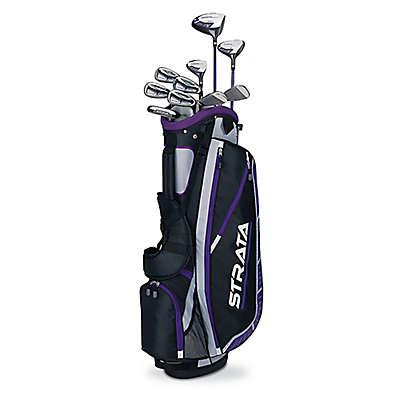Callaway® Strata Plus Women's Right Handed Golf Club Set