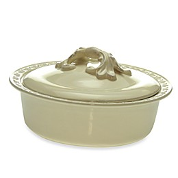 Certified International Firenze by Pamela Gladding 11-Inch Round Baker with Lid