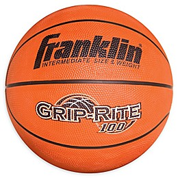 Franklin® Sports Intermediate 28.5-Inch Grip-Rite 100 Rubber Basketball