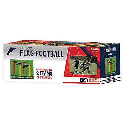Franklin® Sports Adult Field Master Flag Football Set