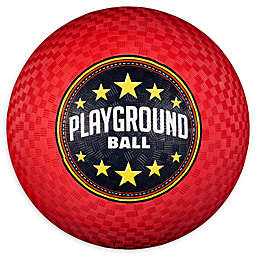 Franklin® Sports 8.5-Inch Playground Ball in Red