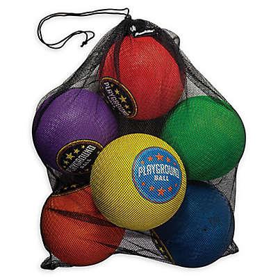 Franklin Sports® 6-Pack Playground Balls