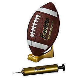 Franklin® Sports Junior Grip-Rite Pump and Tee Football Set
