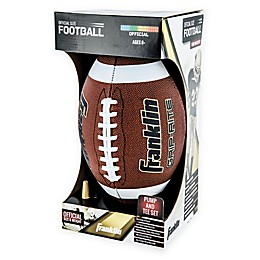 Franklin® Sports Grip-Rite Pump and Tee Football Set