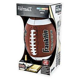 Franklin® Sports Grip-Rite Pump and Tee Football Set