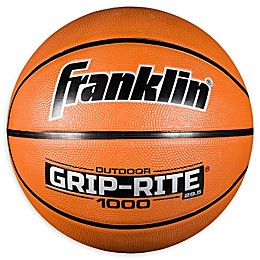 Franklin® Sports Official Grip-Rite 1000 Outdoor Basketball