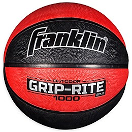 Franklin® Sports Jr. 27.5-Inch Grip-Rite 1000 Outdoor Basketball