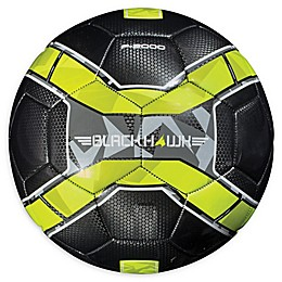 Franklin® Sports Blackhawk Soccer Ball in Yellow/Black