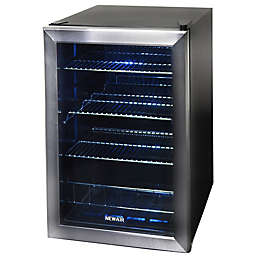 NewAir® Stainless Steel 84-Can Beverage Center