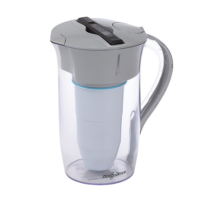 Zerowater 174 8 Cup Pitcher In Clear Bed Bath Amp Beyond