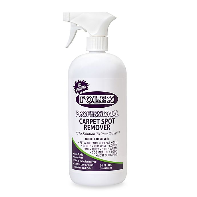 Alternate image 1 for Folex® Professional 34 oz. Carpet Spot Remover