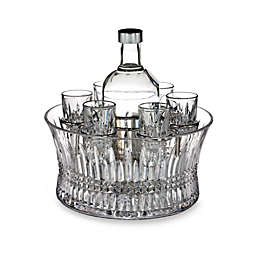 Waterford® Lismore Diamond Vodka Set-Inchill Bowl