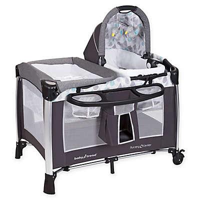 Baby Trend® Go Lite™ Nursery Center Playard in Grey