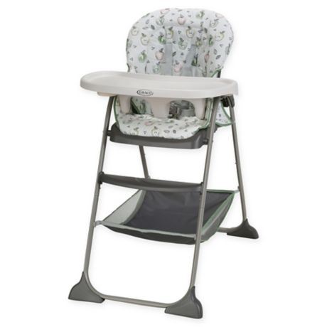 Graco 174 Slim Snacker High Chair In Gala Bed Bath Amp Beyond