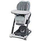 Graco® Blossom™ LX 6-in-1 Convertible Highchair in Grey