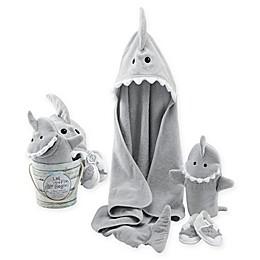 Baby Aspen Size 0-9M 4-Piece Shark \