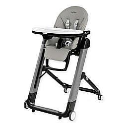 Peg Perego Siesta High Chair in Grey