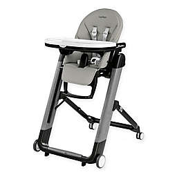 Peg Perego Siesta High Chair in Grey