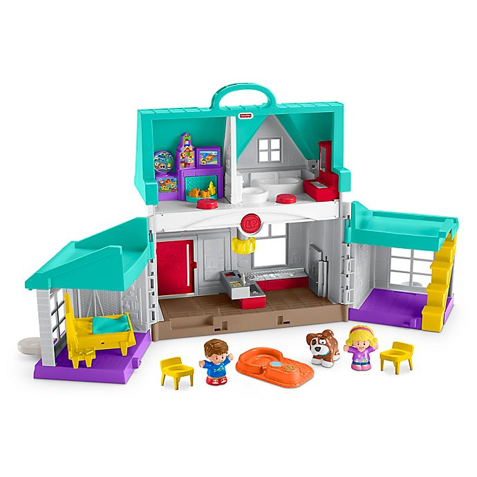 Alternate image 1 for Fisher-Price® Little People® Big Helpers™ Home