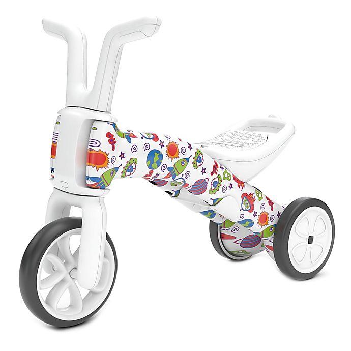 Alternate image 1 for Chillafish Bunzi FAD 2-in-1 Balance Bike