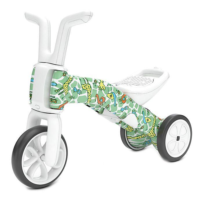 Alternate image 1 for Chillafish Bunzi FAD 2-in-1 Gradual Balance Bike
