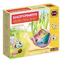 Magformers® My First 30-Piece Pastel Building Set