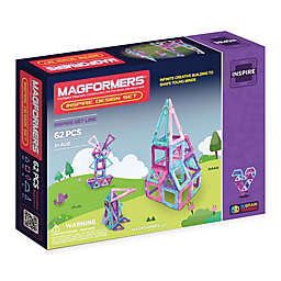 Magformers® 62-Piece Inspire Design Set