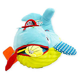 Play and Learn Whale Plush Toy