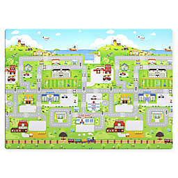 Baby Care Outdoor Picnic Mat in Town