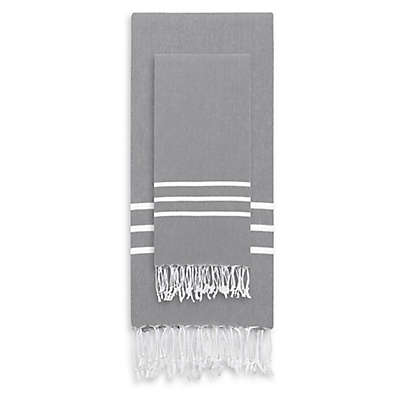 Linum Home Textiles Alara 2-Piece Beach Towel Set