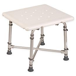 Health Smart Heavy Duty Bariatric Bath Chair in White
