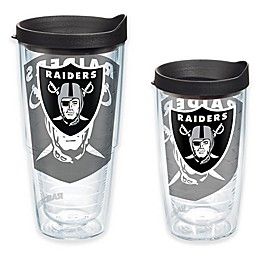 Tervis® NFL Oakland Raiders Wrap Tumbler with Lid